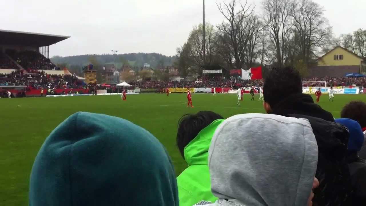 Fc Basel Vs Fc Winterthur Cup Halbfinal Youtube