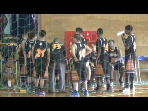 Young Okinawa Elite Warriors, Game 1, 15 April 2017