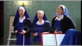 Esperanza Mia - Esperanza se va del convento y las monjas le cantan