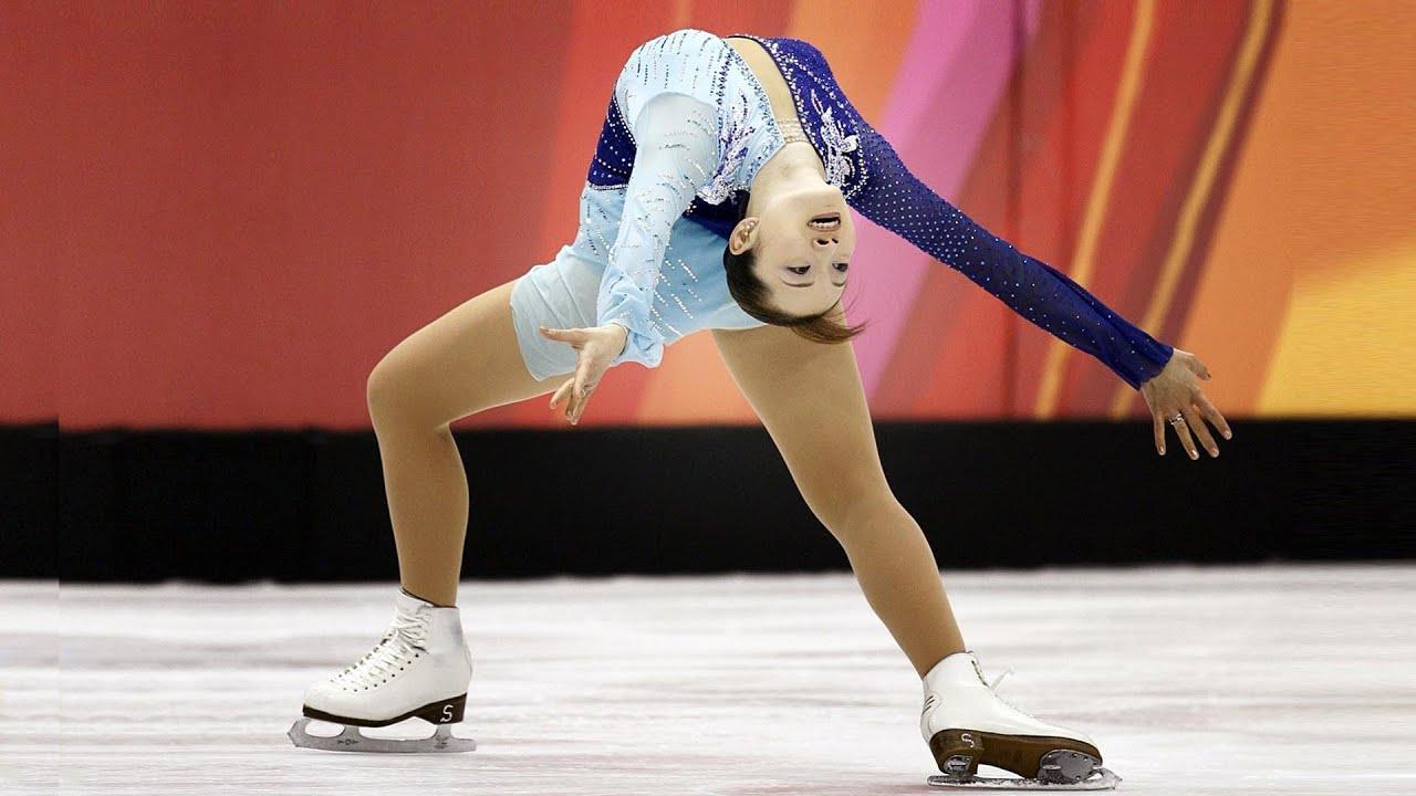 Rare & Elegant Moves in Figure Skating ⛸️