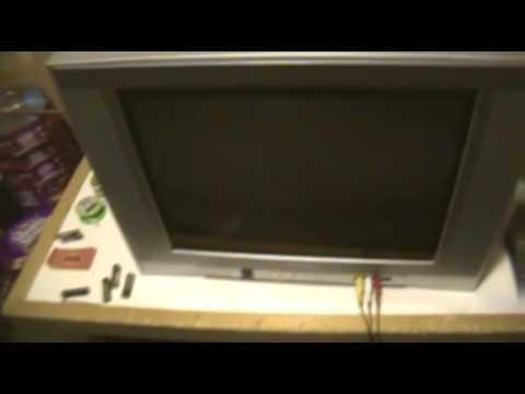 Toshiba ColorStream 20AF43 CRT TV by CarnelProd666