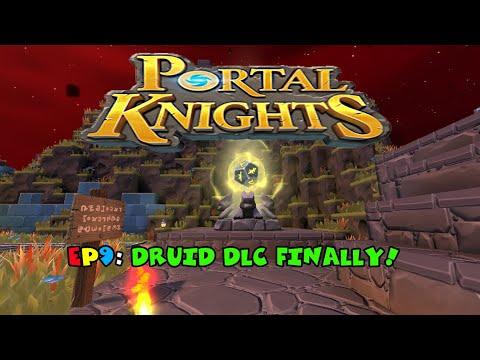 Portal Knights E9: DLC FINALLY! |