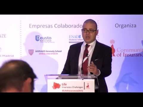 Adriano de Matteis, RGA: Global developments in Life Insurance