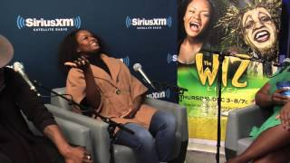 "The Wiz Live: Shanice Williams ""Someone Like You"" (Adele) // Radio Andy // SiriusXM"