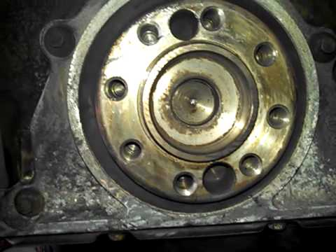 Dodge ram 5.7l pilot bearing installation