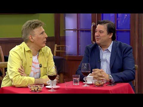 Aldo Martínez y Adrián Peña