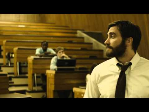 Enemy Dictatorship Lecture Scene (2013) Denis Villeneuve Jake Gyllenhaal Adam Bell Mélanie Laurent