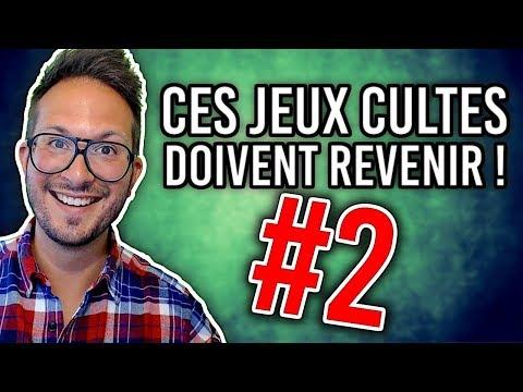 CES 5 JEUX VIDÉO CULTES DOIVENT REVENIR ! #02