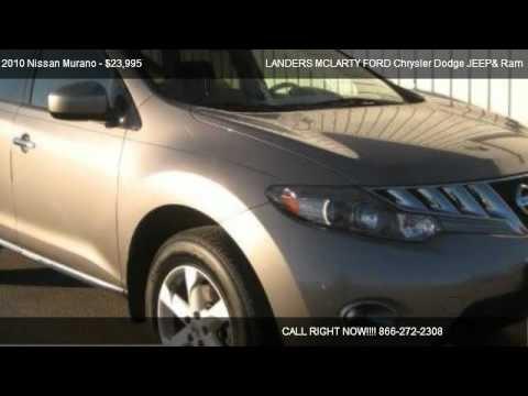 2010 Nissan Murano SL AWD   For Sale In Bentonville, AR 72712