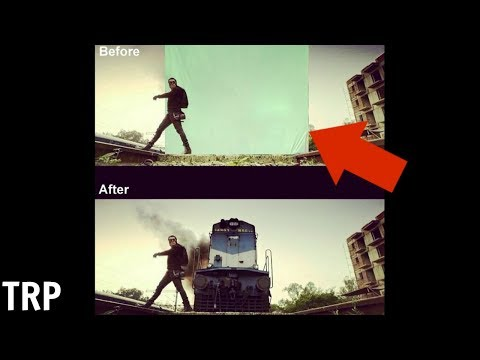 10 Bollywood Movie Visual Effects You Thought Were Real