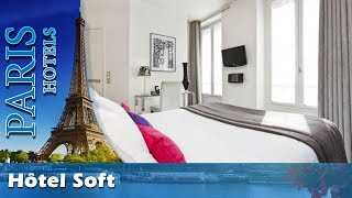 Hôtel Soft - Paris Hotels, France screenshot 3