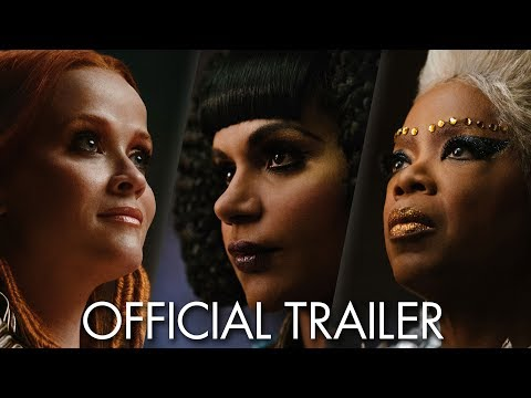 A Wrinkle In Time Official US Teaser...