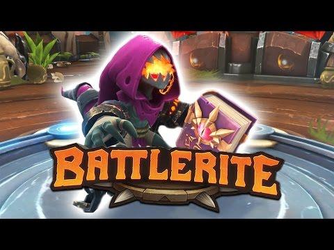 видео: Новый персонаж! (ezmo) // battlerite