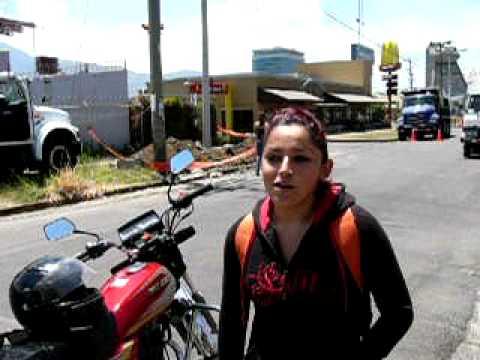 mujeres de retos primera licencia a moto desde cero