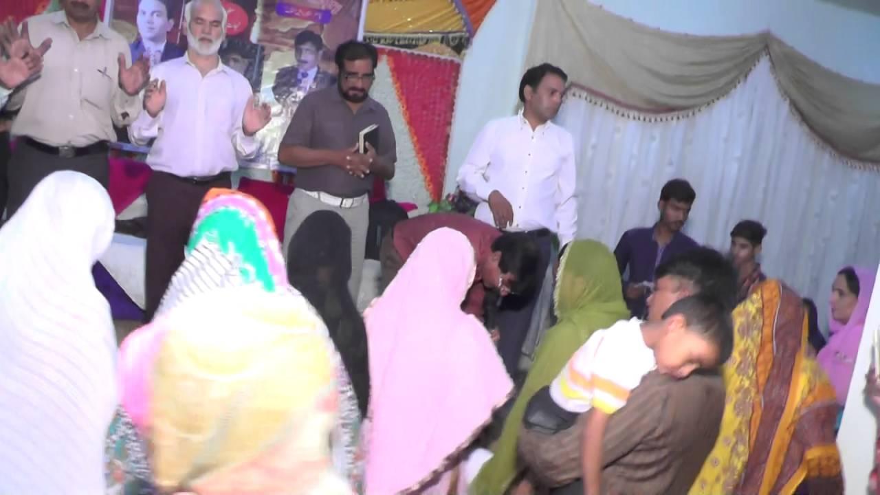 Spiritual Warriors of Jesus Christ Ministry Haroon Amroz Mashi geet