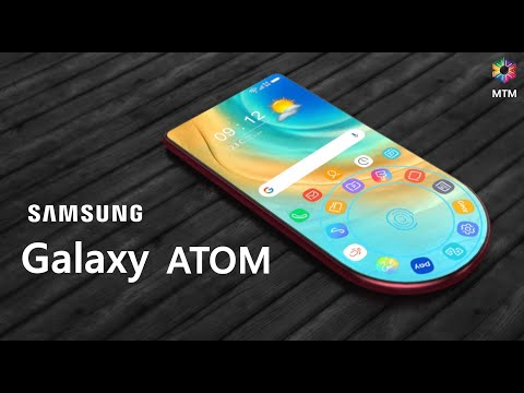 Samsung Galaxy ATOM Release Date, 5G, Official Video, Price, Trailer, Camera, First Look, Features