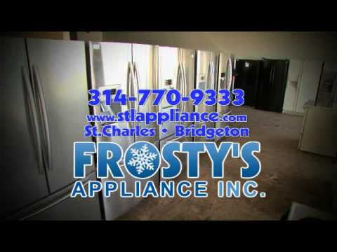 Frostys Appliance St Louis Used Appliances Youtube