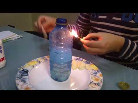 Experimento reacciones químicas FACIL y CASERO (MIRA LA DESCRIP..)