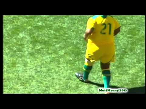 Doctor Khumalo and Prof Ngubane Skills - Bafana Legends vs Italian Legends