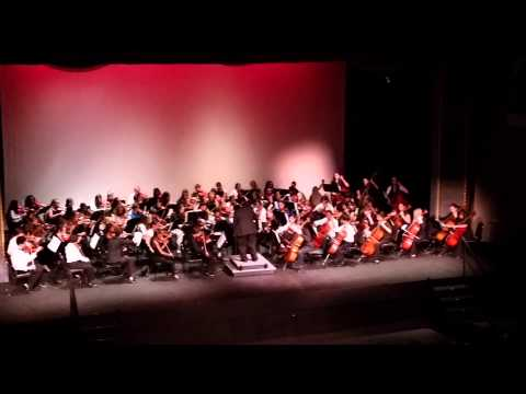 """Furiant,"" Performed by the University of Tampa Summer Camp Orchestra"