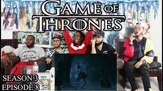 Game of Thrones Season 3 Episode 8 Reaction/Review