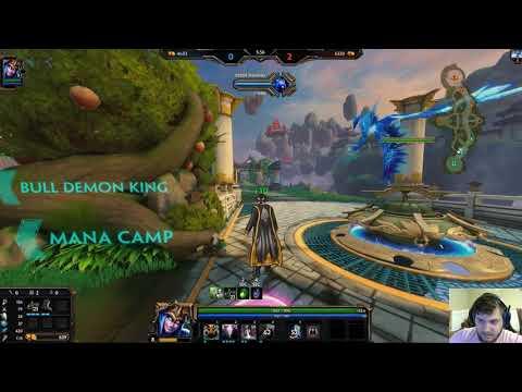 Smite - Ranked 1v1 Duel (Masters) - Loki Season 5