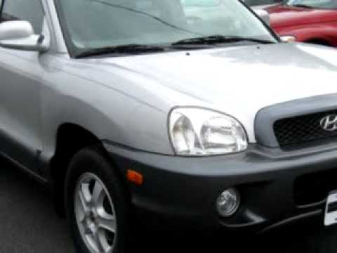 2001 hyundai santa fe gls the motor zone williamstown nj