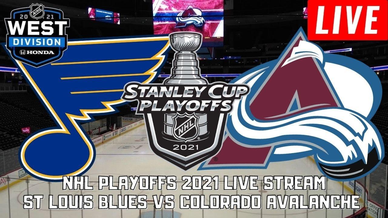 NHL Playoffs Daily 2021 - Colorado Avalanche, Carolina Hurricanes ...
