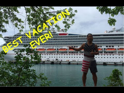 CARNIVAL GLORY! CRAZY VACATION!