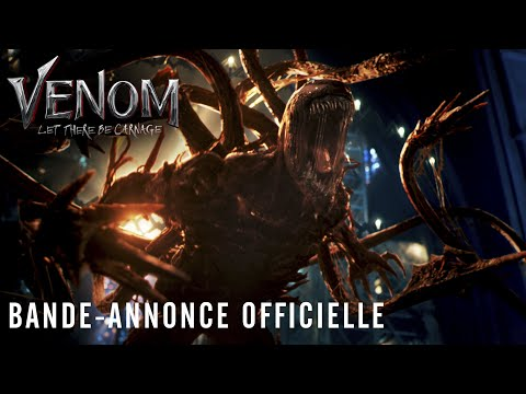 Venom : Let There Be Carnage - Bande-Annonce VF