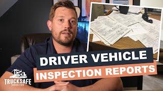 Understanding the Driver Vehicle Inspection Report (DVIR) Process