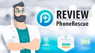 Recuperar archivos en iPhone con PhoneRescue