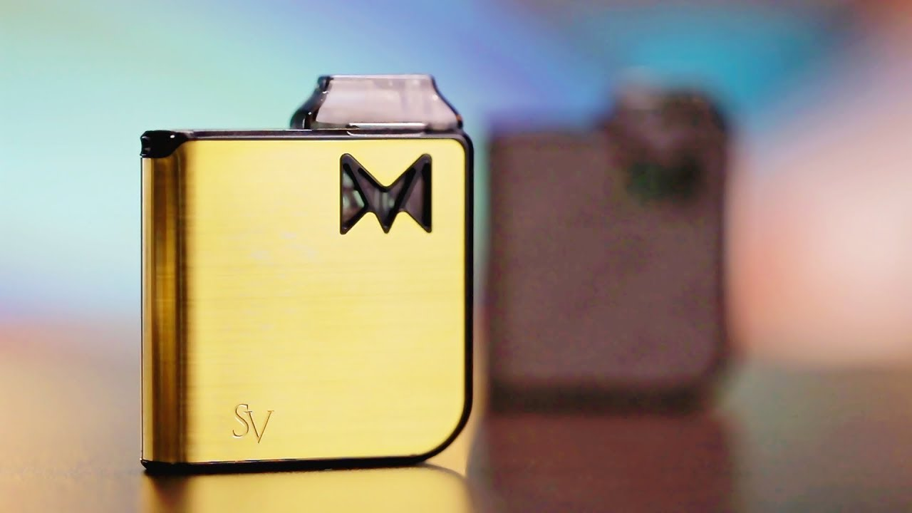 Is the Mi Pod The Best Pod System on the Market? Mi-Pod by Smoking Vapor  Review MTL