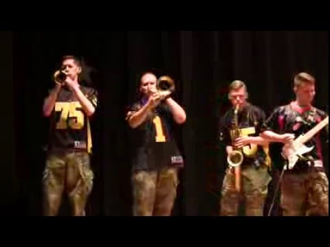 Army Materiel Command Band Concert at WSIS