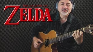 The Legend Of Zelda (Zelda's Theme)  - fingerstyle guitar
