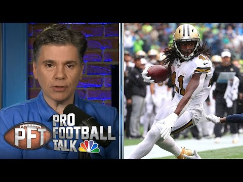 Are New Orleans Saints truly willing to trade Alvin Kamara? | Pro Football Talk | NBC Sports