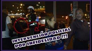 EXPONIENDO INFIELES EP. 6 - POLICÍA LO INTERVIENE - Salomón Valencia