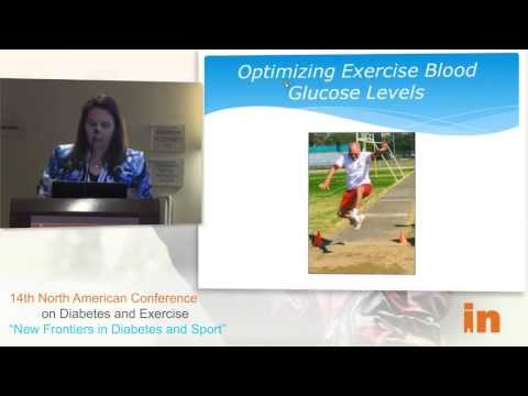 INNAC 2013: How to Prevent Exercise-Related Blood Glucose Lows; Sheri Colberg, PhD, FACSM