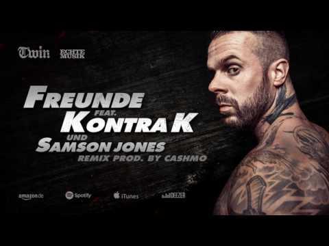 """Twin """"Freunde"""" Feat. Kontra K & Samson Jones (Remix prod by Cashmo)"""