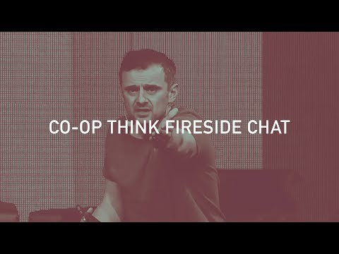 CO-OP THINK GARY VAYNERCHUK FIRESIDE CHAT | CALIFORNIA 2016