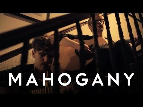 Simian Ghost - Curtain Call // Mahogany Session