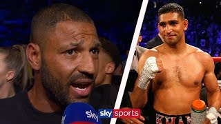 """AMIR KHAN IS ROBBING THE BRITISH PUBLIC!"" - Kell Brook on rehydration clause"