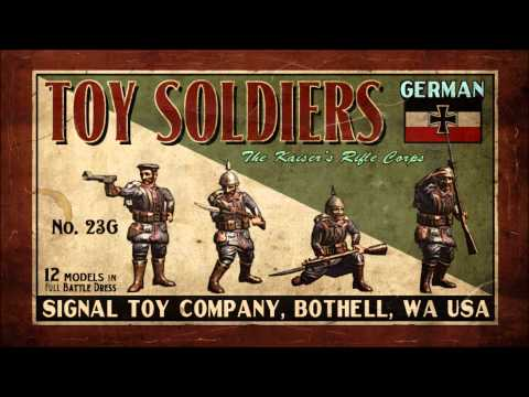 Toy Soldiers Soundtrack | There's A Candle Burning Bright