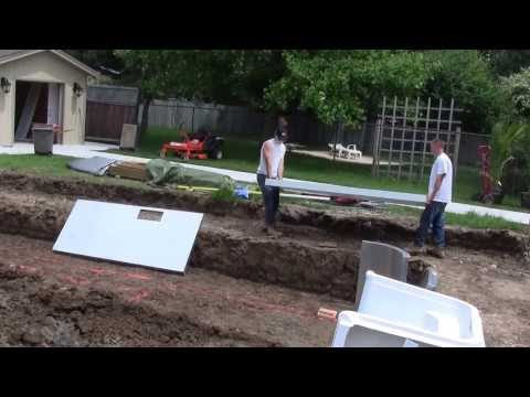 Rintouls Pools & Hot Tubs Breaking Ground for an Inground Pool 024