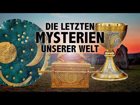 Die letzten Mysterien unserer Welt - Der heilige Gral, die Bundeslade und geheime Sonnenkulte