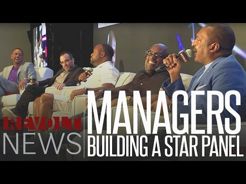 RMC 2016   Managers: Building a Star Panel