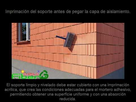 Sistema de aislamiento t rmico por exterior sate c mo for Aislamiento termico en fachadas por el interior
