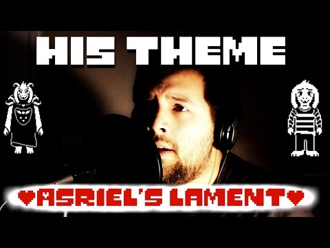 Undertale - His Theme (Asriel's Lament) - Caleb Hyles