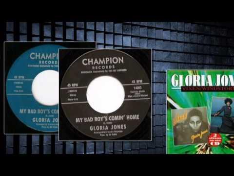 Gloria Jones Gone With The Wind Is My Love