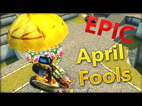 Tanki Online - April Fools Days 2020 EPIC Gold Box Montage #29